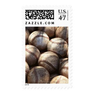 Baseball Ball Postage