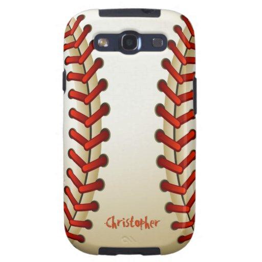 Baseball Ball Samsung  Galaxy S3  Case Galaxy S3 Cases