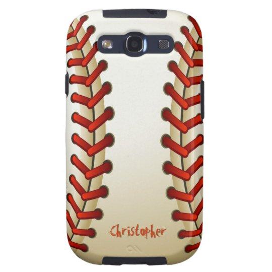 Baseball Ball Samsung  Galaxy S3  Case