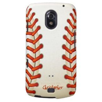 Baseball Ball Samsung Glaxy Nexus Case Galaxy Nexus Covers by
