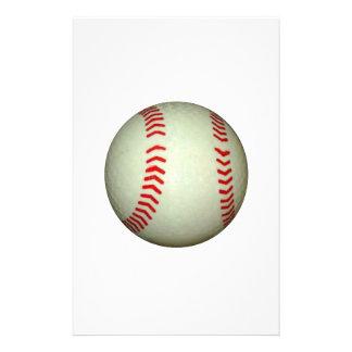 Baseball Ball Stationery