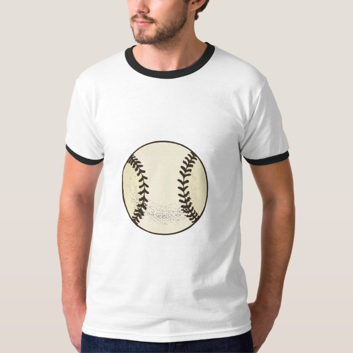 Baseball Ball T-Shirt
