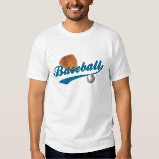 Baseball Ballpark Ball & Glove T-Shirt S M L XL 1X
