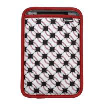 Baseball Balls Pattern | Sports iPad Mini Sleeve