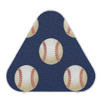 Baseball Balls Sports Pattern Speaker