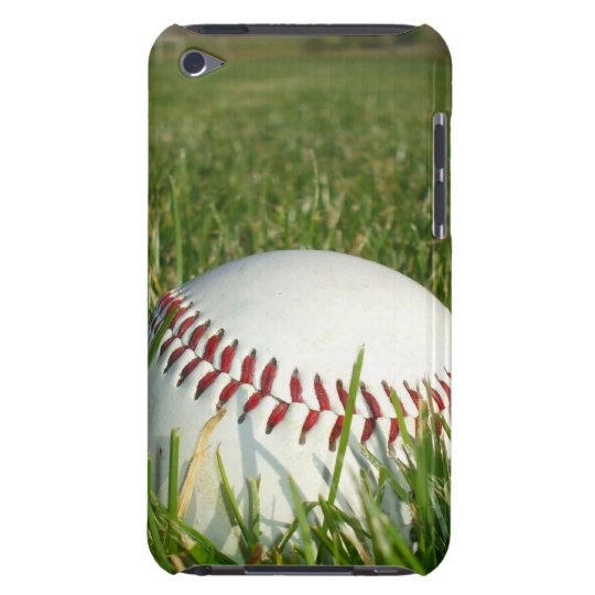 Baseball Barely There iPod Cover