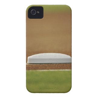 Baseball base iPhone 4 Case-Mate case