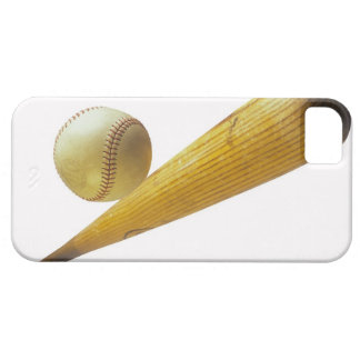 Baseball bat and ball iPhone 5 cases