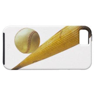 Baseball bat and ball iPhone SE/5/5s case