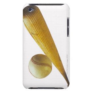 Baseball bat and ball iPod touch case