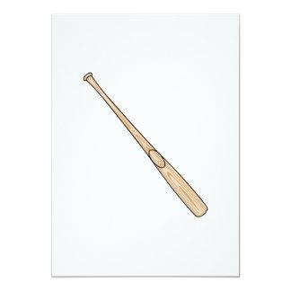Baseball Bat Card