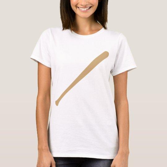 baseball bat icon T-Shirt