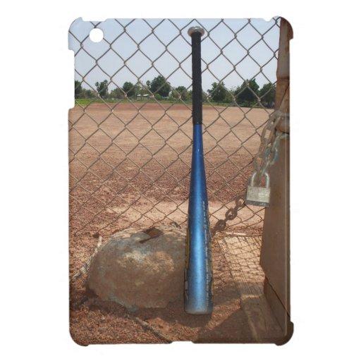 Baseball bat ipad Mini Case
