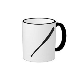 Baseball Bat Ringer Mug