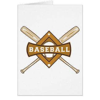 Baseball Bats and Ball T-shirts and Gifts Card