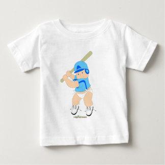 Baseball Batter baby boy Baby T-Shirt