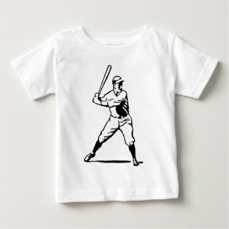Baseball Batter Baby T-Shirt