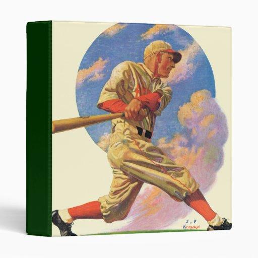 Baseball Batter Binder