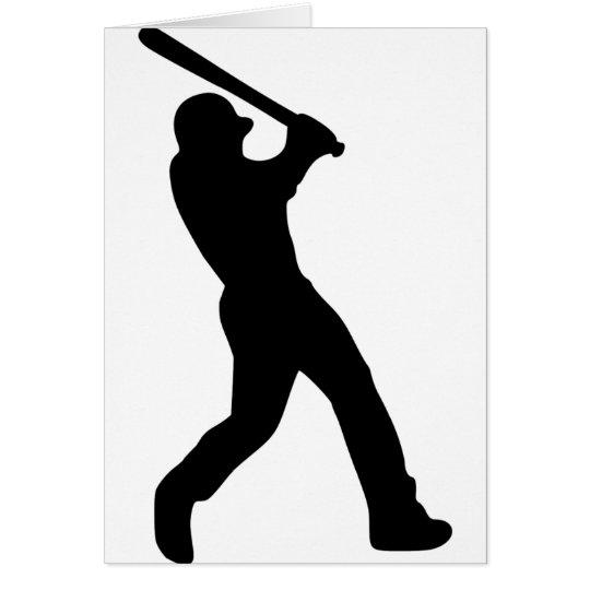 Baseball - Batter Card