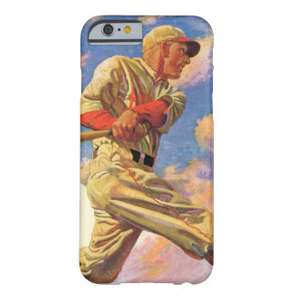 Baseball Batter Barely There iPhone 6 Case