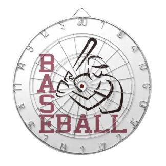 Baseball Batter Dart Boards