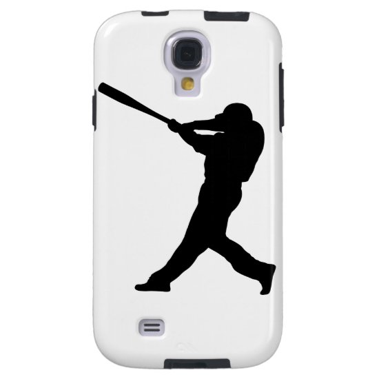 Baseball Batter Galaxy S4 Case