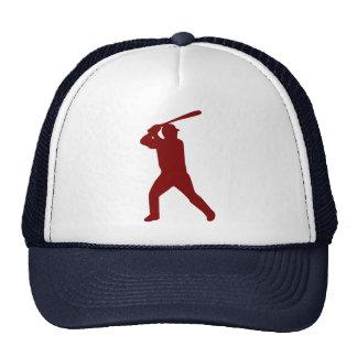 Baseball - Batter Mesh Hats