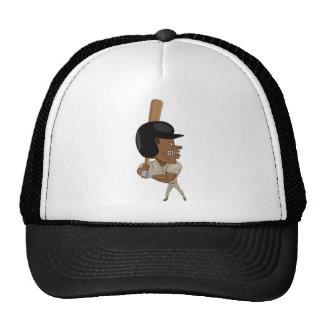 baseball batter mesh hats