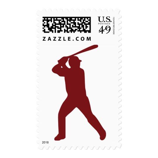 Baseball - Batter Postage