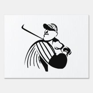 Baseball Batter Sign
