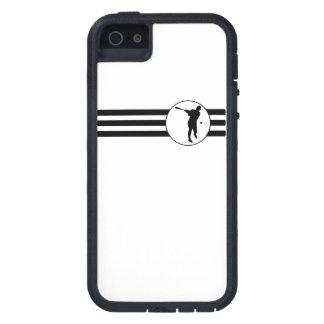 Baseball Batter Stripes iPhone 5 Covers