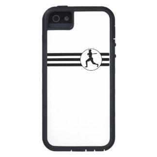 Baseball Batter Stripes iPhone 5 Cover