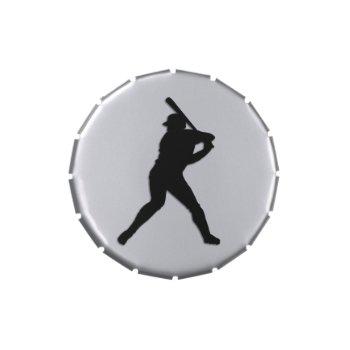 Baseball Batter Up Candy Tins