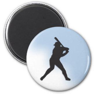 Baseball Batter Up Magnet