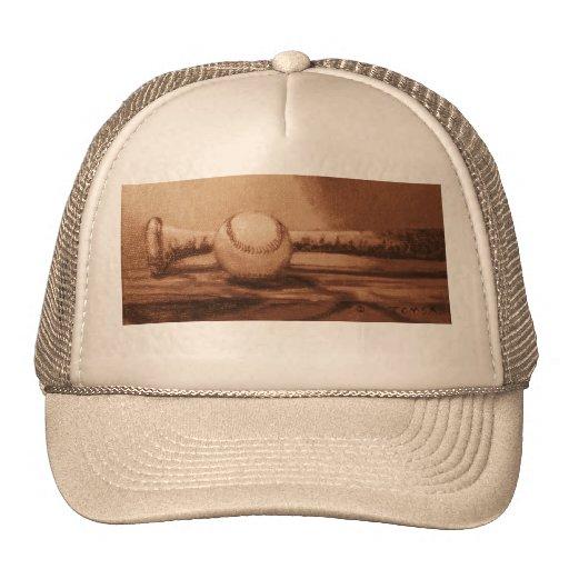 Baseball Batter's Hat