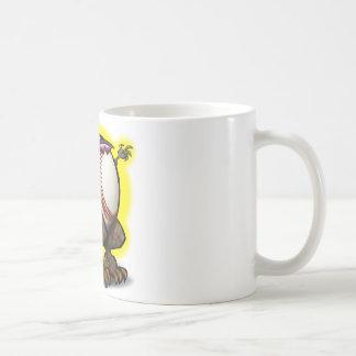 Baseball Beast Classic White Coffee Mug