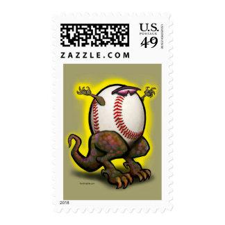 Baseball Beast Postage