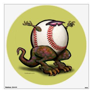 Baseball Beasty Wall Sticker