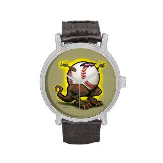 Baseball Beasty Wrist Watch