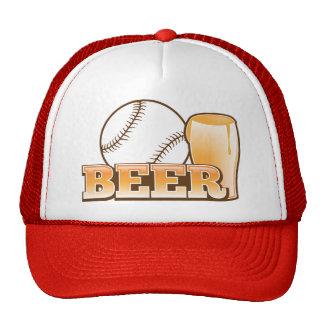 BASEBALL & BEER design by The Beer Shop Trucker Hat