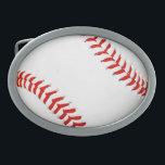 "Baseball Belt Buckle<br><div class=""desc"">Baseball</div>"