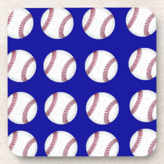 Baseball Beverage Coaster