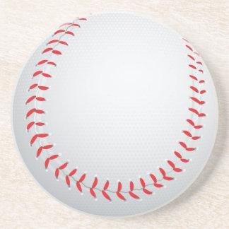 Baseball Beverage Coaster