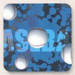 Baseball Beverage Coasters