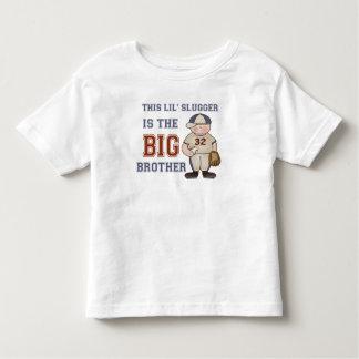 Baseball Big Brother T Shirts