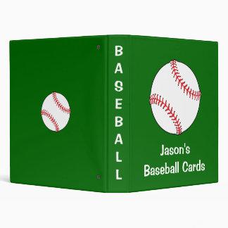 Baseball Binder
