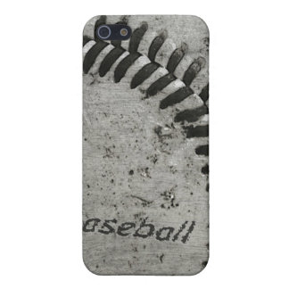 Baseball black and white iPhone 5 case