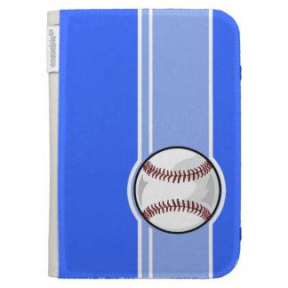 Baseball; Blue Kindle Covers