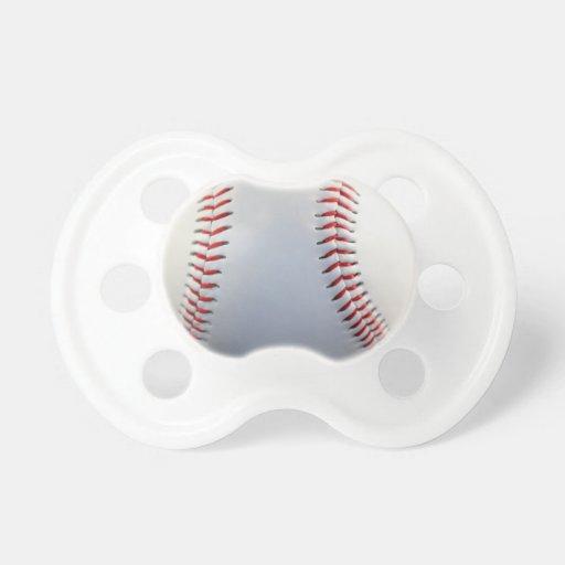 Baseball BooginHead Pacifier