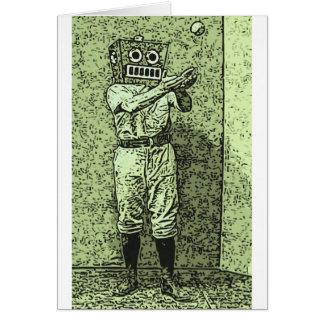 Baseball Bot Cards
